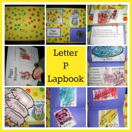 p-lapbook