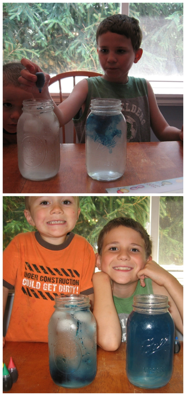 Homeschool Chemistry for Elementary Kids