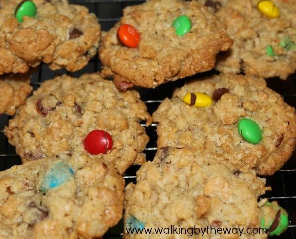 Monster Mash Kindergarten Kit -- Monster Cookies!