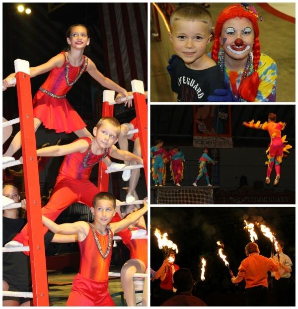 Circus Field Trip