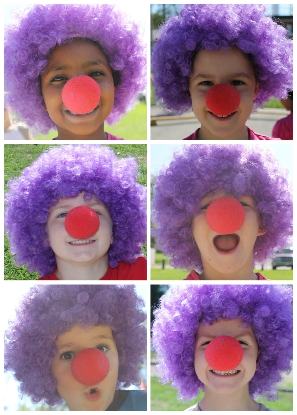 Circus Theme Fun and Learning Activities from Walking by the Way