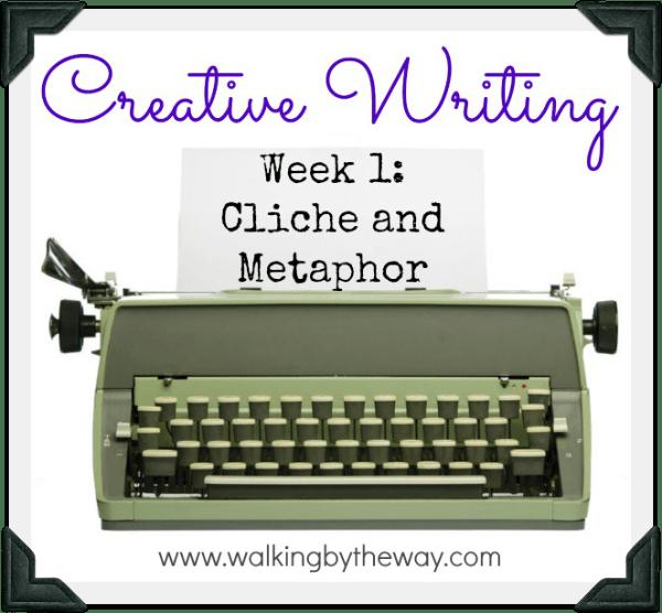 Creative Writing Lesson Plan Week 1
