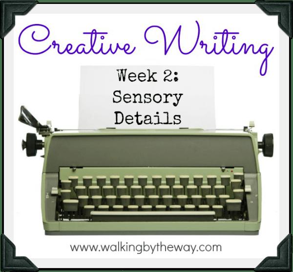 Creative Writing Lesson Plan Week 2