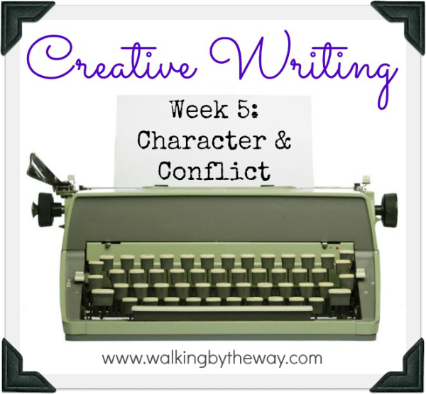 Creative Writing Lesson Week 5