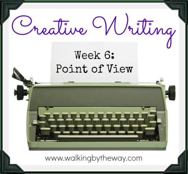 Creative Writing Lesson Plan Week 6
