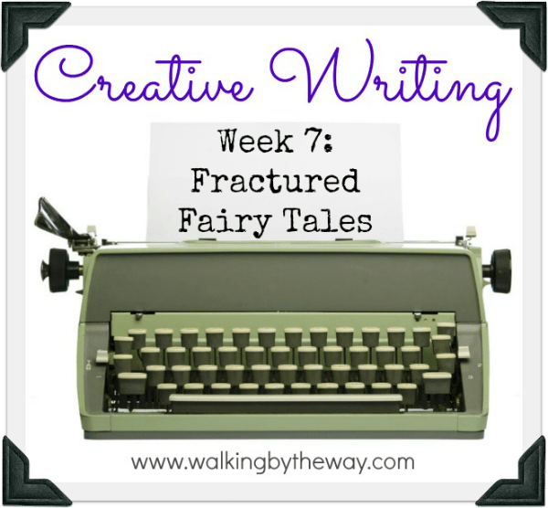 Creative Writing Lesson Plan Week 7