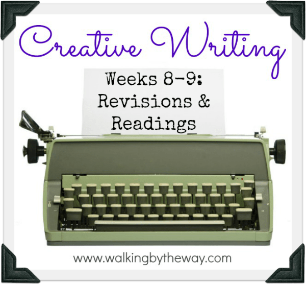 Creative Writing Lesson Plan (Weeks 8-9)