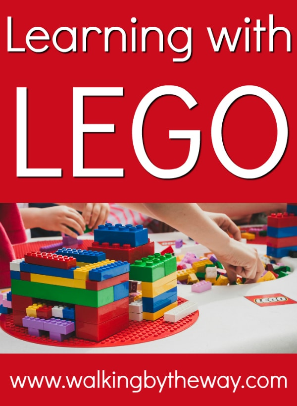 Learning with LEGO: lapbooks, unit studies, and other activities from Walking by the Way