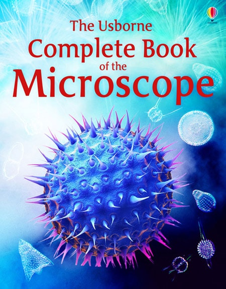Free Microscope Notebooking Pages from Walking by the Way