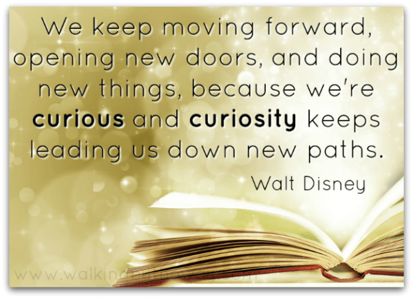 Cultivate Curiosity in Your Homeschool by Reading Great Books Together from Walking by the Way