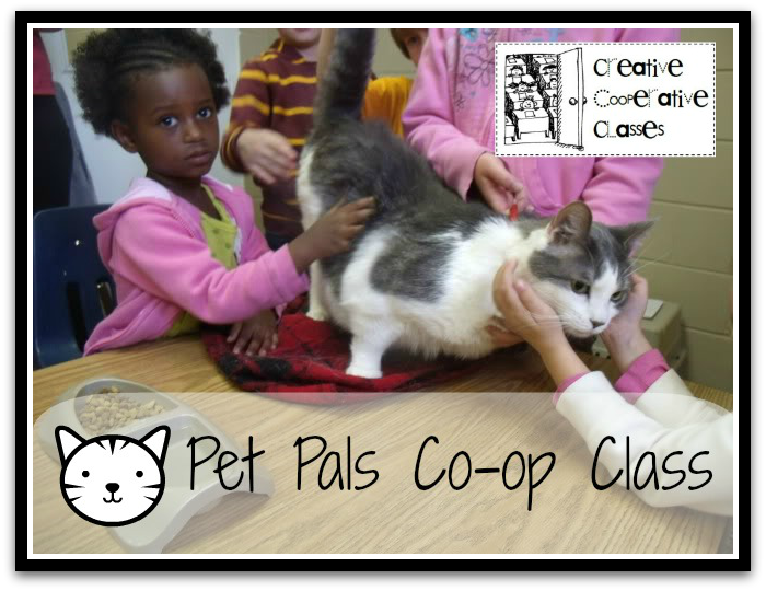Pet Pals Homeschool Co-op Class