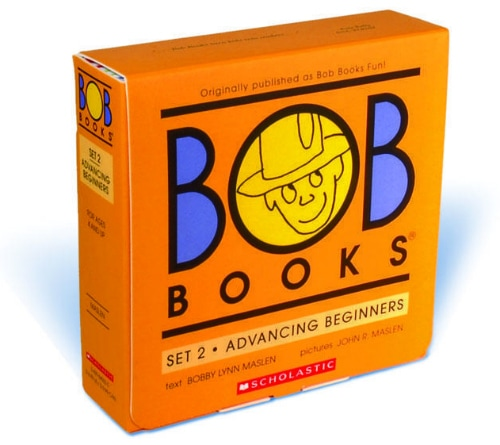 FREE Printables for BOB Books Set 2: Advancing Beginners from Walking by the Way