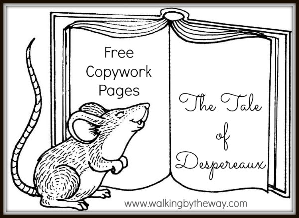 the tale of despereaux coloring pages - worksheet for std 2nd coloring pages