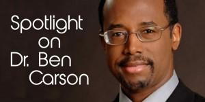 Ben Carson Spotlight