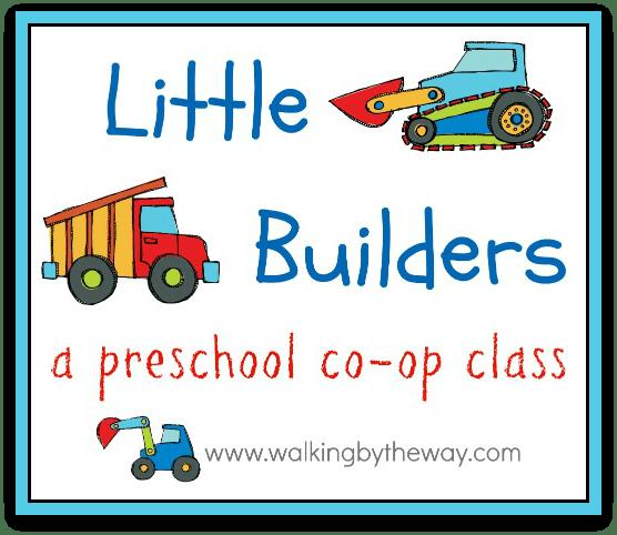 Little Builders Co Op Cl Walking