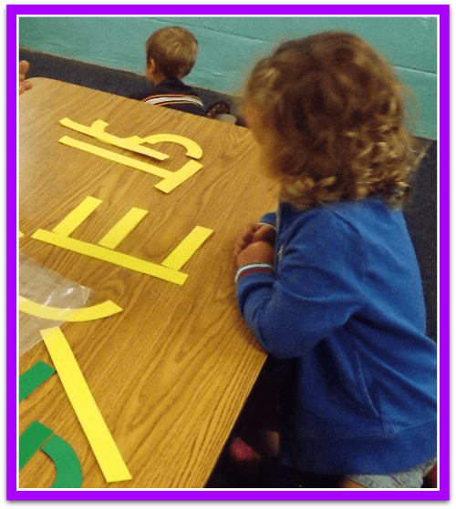Little Builder's Co-op Class