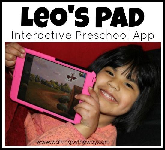 Leo's Pad Interactive Preschool App