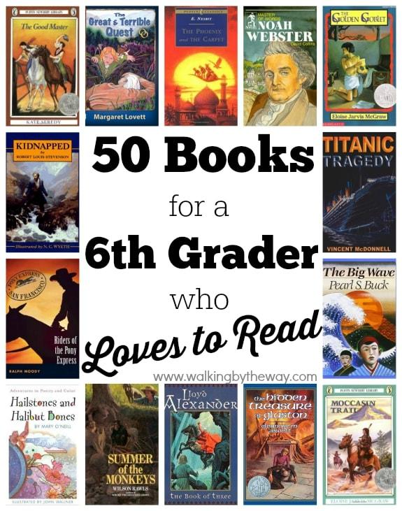 book report books for 6th grade 7th grade reading list rising 4th grade summer reading book list rising 5th grade summer reading list my son's josh in 6th grade shares his favorite books.