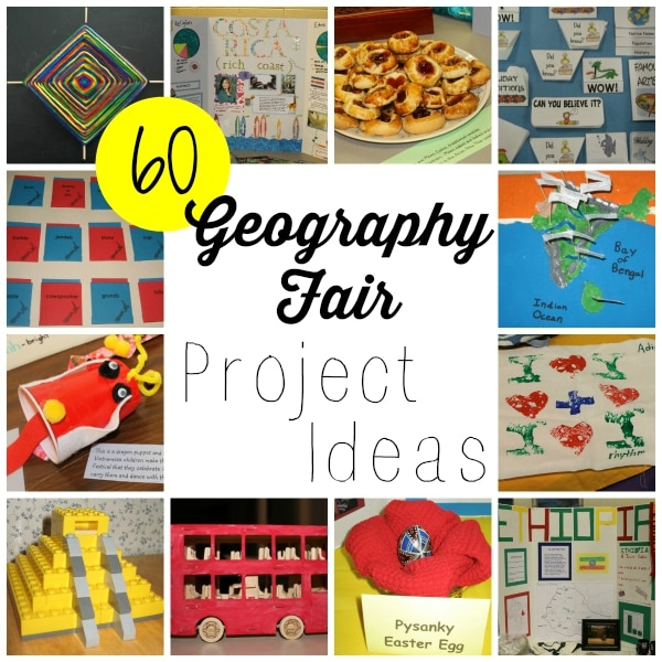 Geography School Book Cover Ideas : Super geography fair project ideas walking by the way