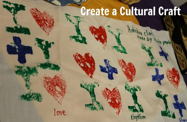 Create a Cultural Craft for Your Geography Fair Display