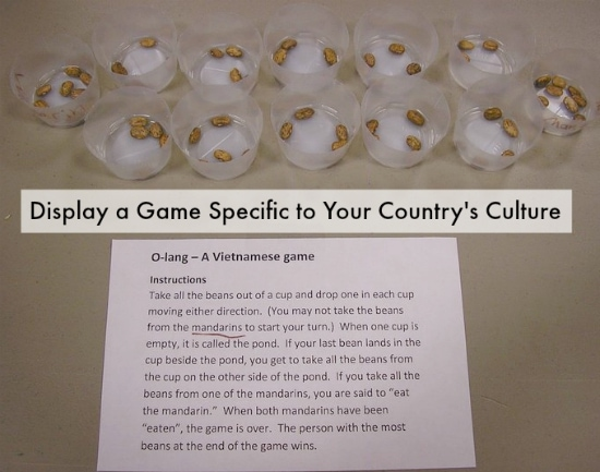 Display a Game at Your Geography Fair