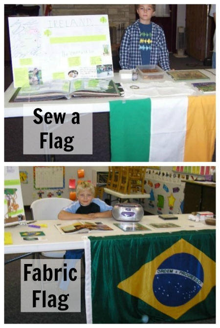 Geography Fair Display Ideas from Walking by the Way