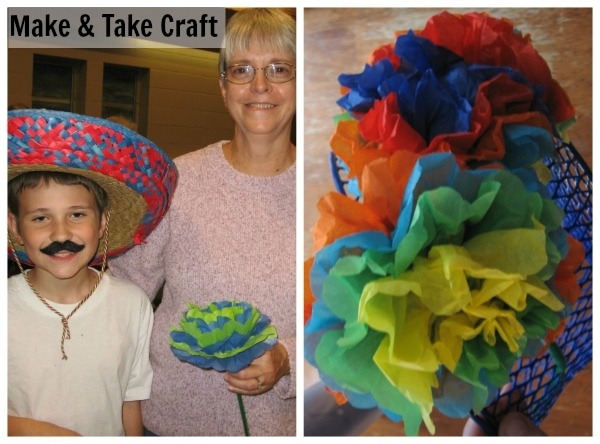 Make and Take Craft for a Geography Fair