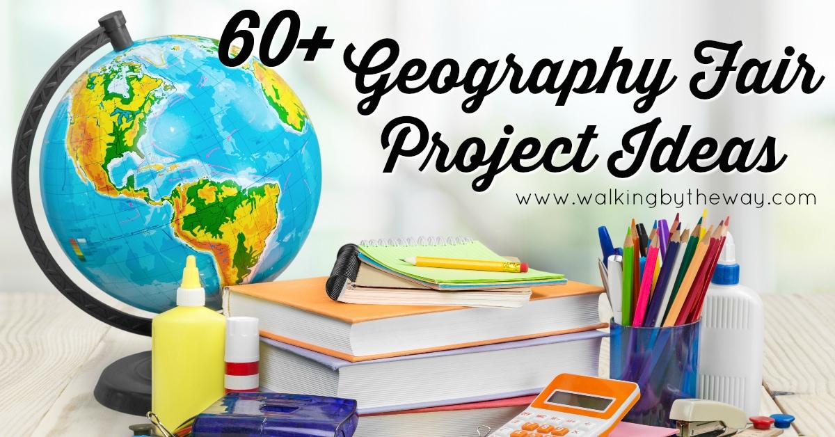 60 Geography Fair Project Ideas on Preschool Writing