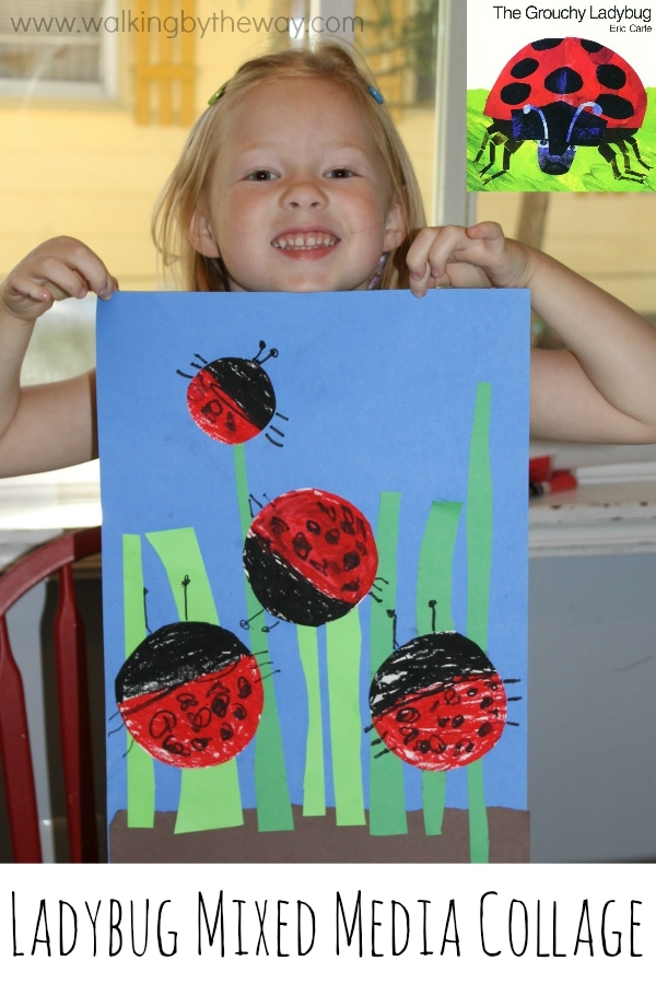 Story Art: The Grouchy Ladybug from Walking by the Way