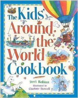 Cooking Around the World Homeschool Co-op Class