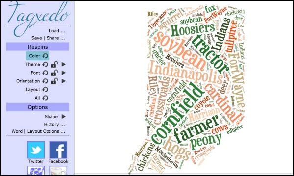 Writing Fun with Tagxedo from Walking by the Way