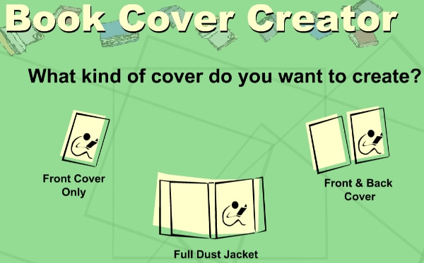 Inspire Your Student to Write with ReadWriteThink's Book Cover Creator