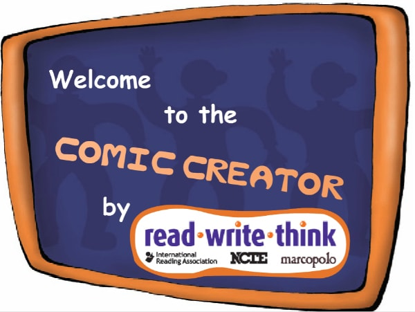 Inspire Your Student to Write with ReadWriteThink's Comic Creator