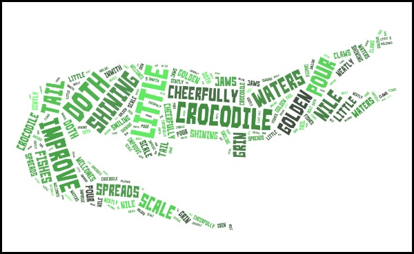 Fun Writing Activities with Tagxedo from Walking by the Way