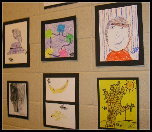 Dare to Draw Homeschool Art Class