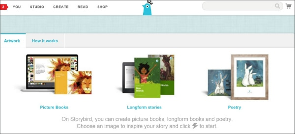 Inspire Your Students to Write with Storybird from Walking by the Way