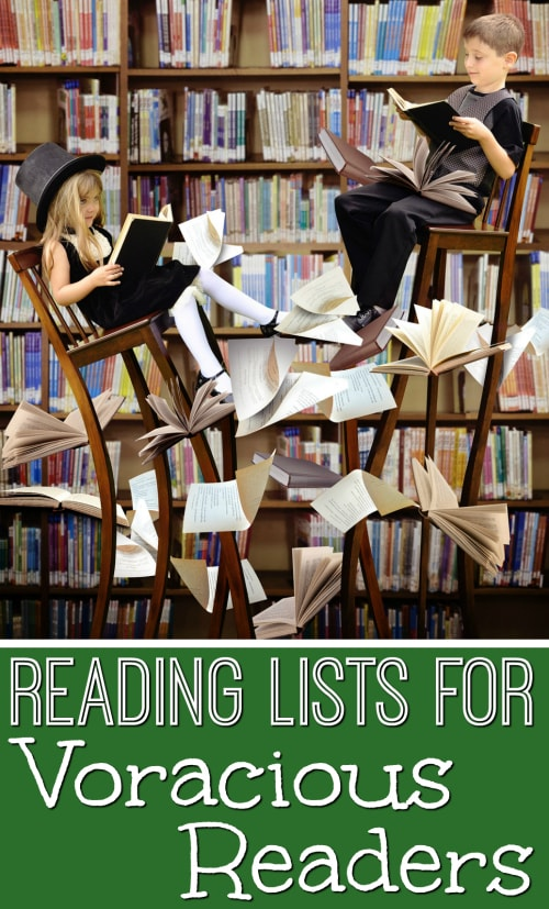 Reading Lists for Voracious Readers from Walking by the Way