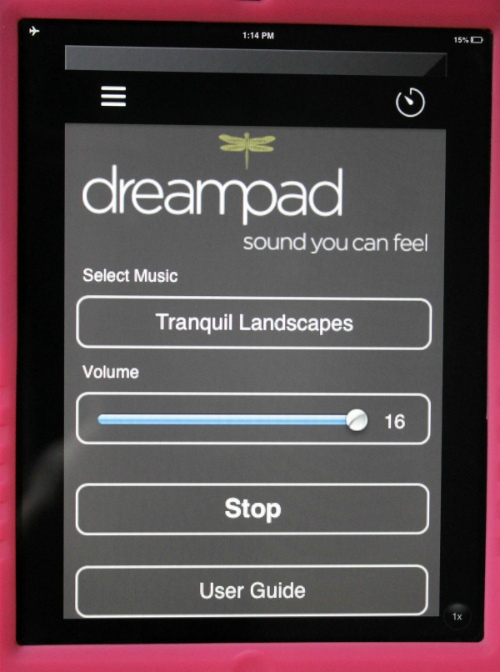 Help Your Child Sleep Well with Dreampad