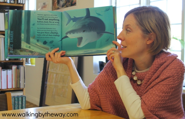 Slickety Quick: Poems about Sharks--an amazing book of poetry for children