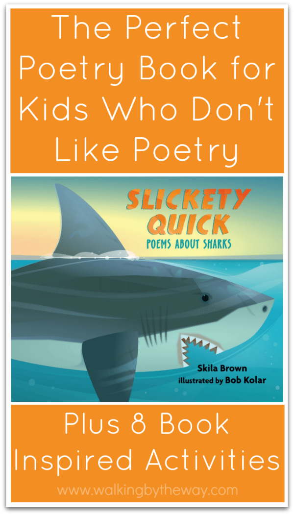 The Perfect Poetry Book for Kids Who Don't Like Poetry + 8 Book Inspired Activities from Walking by the Way