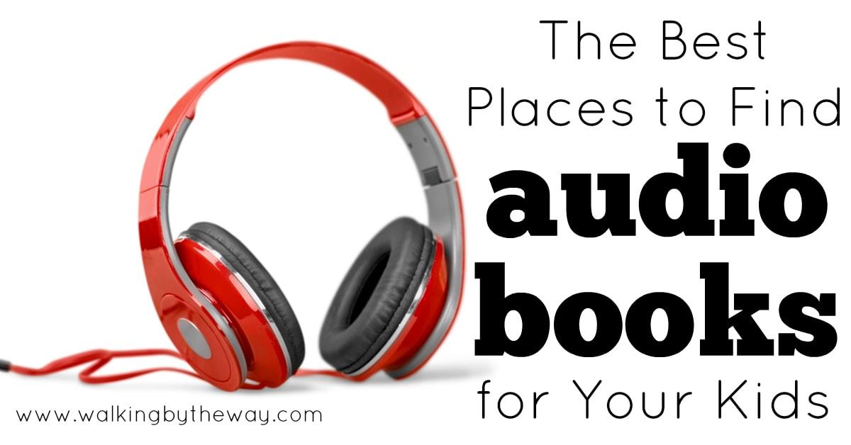 Where To Find Audio Classic Kids Books