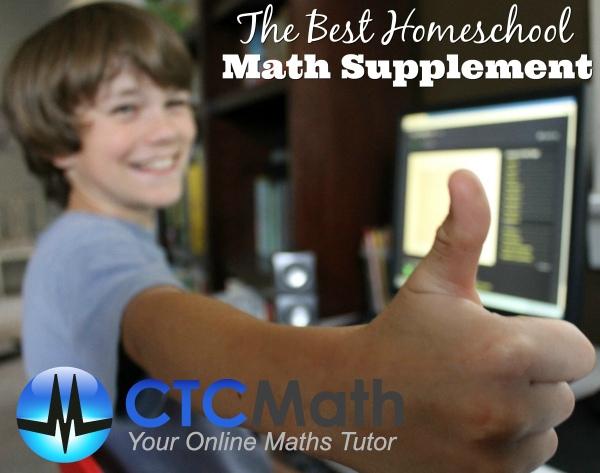 The Best Homeschool Math Supplement