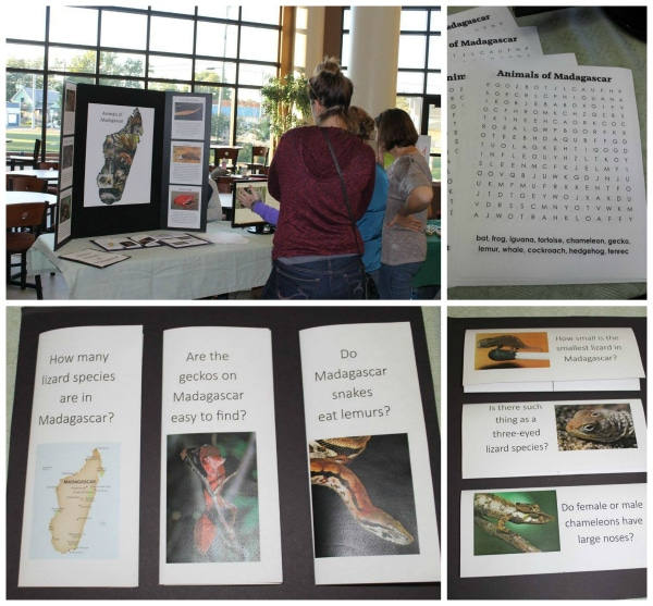 Madagascar Geography Fair Project