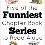 Five Funny Chapter Books Your Kids Will Love