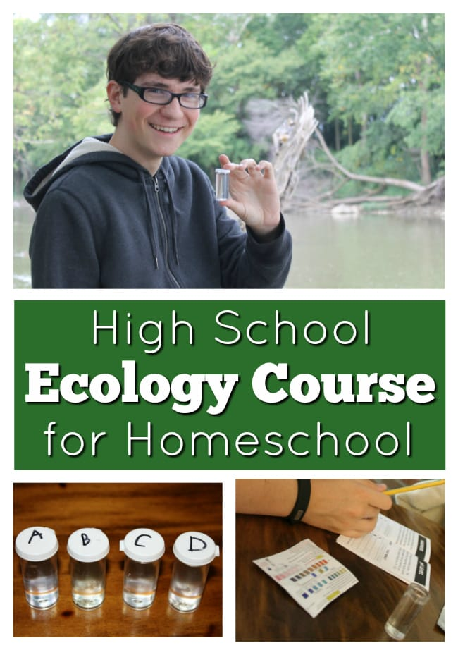 Homeschool Ecology Course For High School Walking By The Way