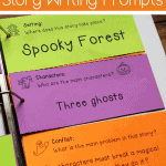 Write Spooky Stories with Halloween Story Writing Prompts