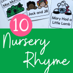 Put Your Student on the Road to Reading with Nursery Rhymes
