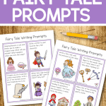 Magical Fairy Tale Writing Prompts for Kids