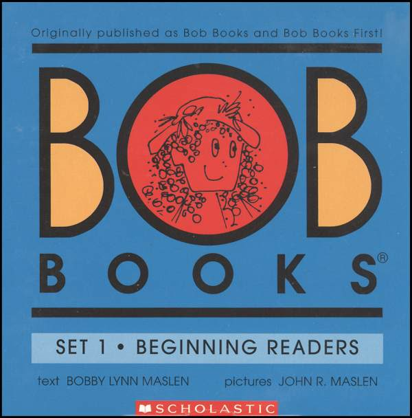 BOB Books printables