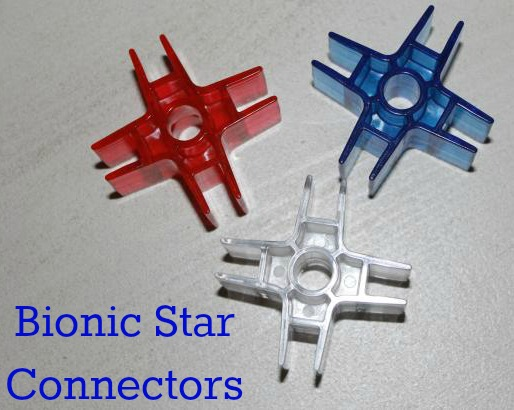 Bionicblox building toy for budding engineers walking